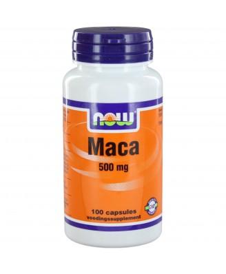 Maca 500 mg (100 capsules) - Now Foods