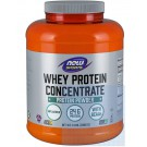 Whey Protein Concentrate - Natural Unflavored (2268 gram) - Now Foods