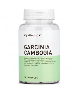 Myvitamins Garcinia Cambogia, 90 Capsules (90 Capsules) - Myvitamins