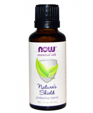 NATURES SHIELD (30 ML) - NOW FOODS