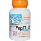PepZin GI- Zinc-L-Carnosine Complex (120 Veggie Caps ) - Doctor's Best
