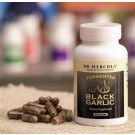 Fermented Black Garlic (60 capsules) - Dr Mercola