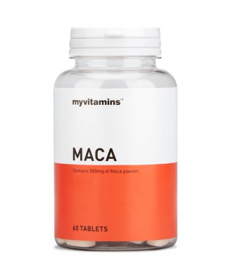 Myvitamins Maca, 60 Tablets (60 Tablets) - Myvitamins