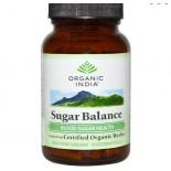 Organic India, Sugar Balance, 90 Veggie Caps