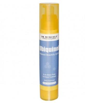 Ubiquinol Enhanced Bioactivity CoQ10 Airless Pump (54 ml) - Dr. Mercola