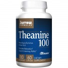 Theanine 100 mg (60 Vegetarian Capsules) - Jarrow Formulas