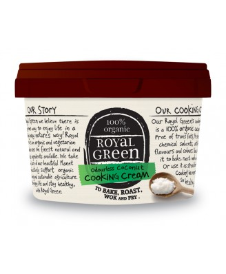 Natural Coconut Oil (2,5 liter) - Royal Green