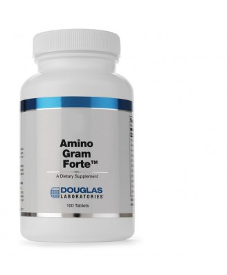 Amino-Gram Forte (100 Tablets) - Douglas Laboratories