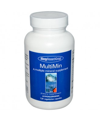 MultiMin 120 Veggie Caps - Allergy Research Group