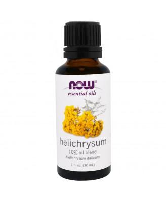 Helichrysum Essential Oil (30 ml) - Now Foods