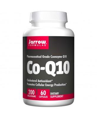 Co-Q10 200, 200 mg (60 Capsules) - Jarrow Formulas