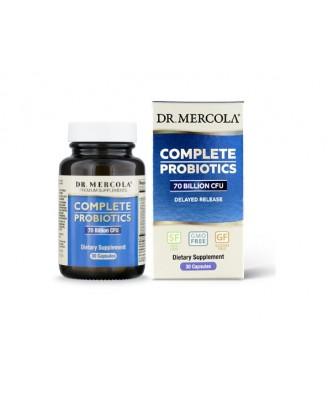Probiotica - Complete Probiotica, 70 miljard CFU's (60 Capsules) - Dr. Mercola