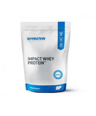 Impact Whey Protein, Natural Strawberry, 1kg