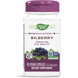 BILBERRY STANDARDIZED (90 VEG CAPSULES) - NATURE'S WAY