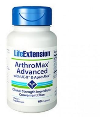 Arthromax Advanced With Uc-Ii & Aprèsflex - 60 Capsules - Life Extension