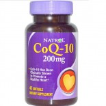 Natrol, Co-Q10 200 mg, 45 Softgels