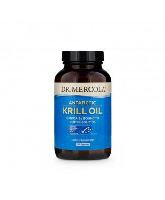 Dr. Mercola, Premium Supplements, Antarctic Krill Oil, 180 Capsules