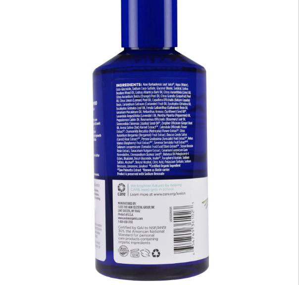 Buy Avalon Organics Biotin B Complex Therapy Thickening