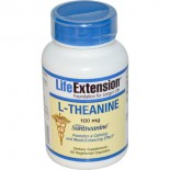 L-Theanine 100 mg (60 Veggie Capsules) - Life Extension