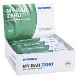 MyBar Zero, Almond Vanilla, 12 x 65g Box - MyProtein