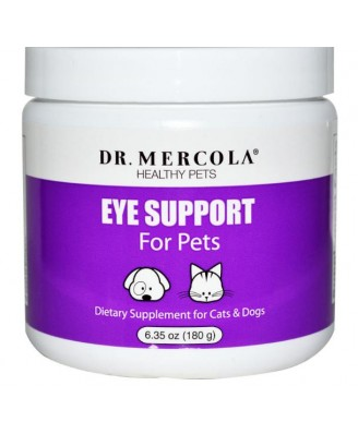 Eye Support For Pets (180 g) - Dr. Mercola