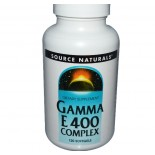 Source Naturals, Gamma E 400 Complex, 120 Softgels