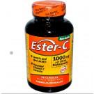 American Health, Ester-C with Citrus Bioflavonoids, 1000 mg, 90 Capsules