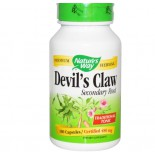 Nature's Way, Devil's Claw Secondary Root, 480 mg, 100 Capsules
