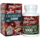 Ultra Cranberry 1000 (60 Tablets) - Nature's Plus