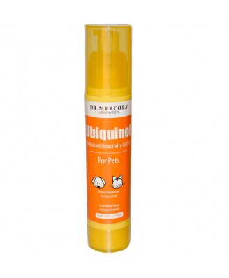 Healthy Pets Ubiquinol for Pets (54 ml) - Dr. Mercola