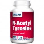 N-Acetyl Tyrosine 350 mg (120 Capsules) - Jarrow Formulas