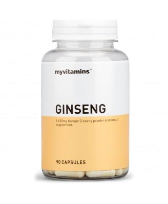 Myvitamins Ginseng, 90 Capsules (90 Capsules) - Myvitamins