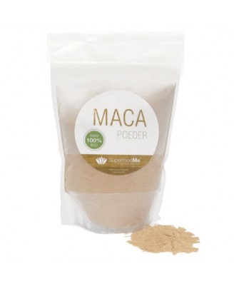 Organic Maca Powder (500 grams) - Superfoodme
