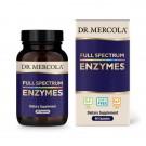 Full Spectrum Enzymes (90 Capsules) - Dr. Mercola