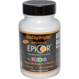 Healthy Origins, EpiCor for Kids, 125 mg, 60 Capsules