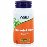 Duivelsklauw Extract (100 caps) - NOW Foods