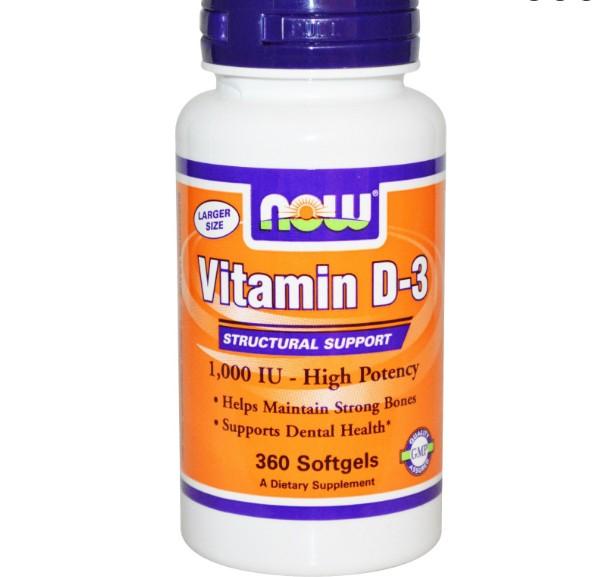 d vitamin dosering