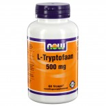 L-Tryptofaan 500 mg (60 veggie caps) - Now Foods
