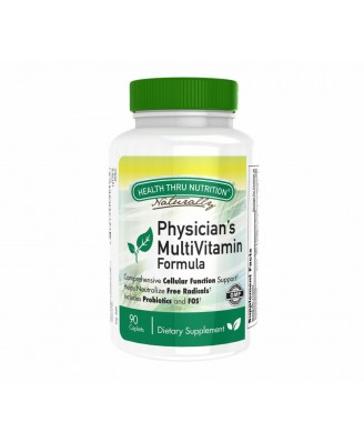 Multi Vitamin Complex (90 Capsules) - Health Thru Nutrition