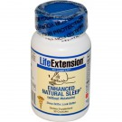 Enhanced Natural Sleep without Melatonin (30 Capsules) - Life Extension