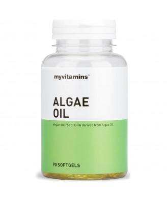 Algae Oil (90 Softgels) - Myvitamins